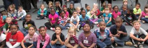Camden Fairview Pre-School kids toured the Camden Police Department and learned about halloween safety
